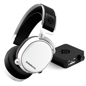 SteelSeries Arctis Pro Wireless - Hvid