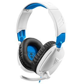 Turtle Beach Recon 70P Gaming Headset - White