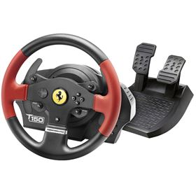 Thrustmaster T150 Force Feedback Ferrari Edition (PS3/PS4/PC)