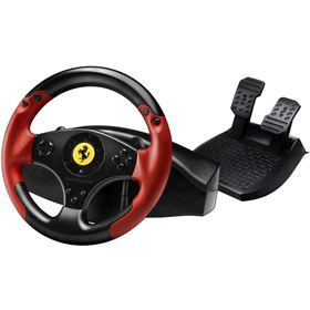 Thrustmaster Ferrari Red Legend Edition (PC/PS3)