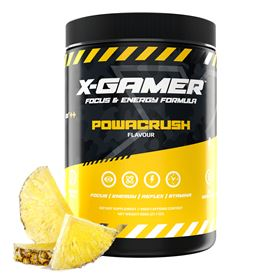 X-GAMER X-Tubz Powacrush (60 portioner / 600g)